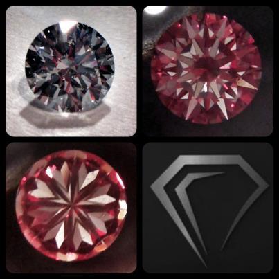 The Hearts and Arrows Diamond!